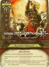Warhammer Invasion - 1x Blood Frenzy  #053