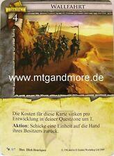 Warhammer Invasion - 1x Wallfahrt  #117