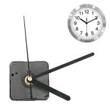 Mécanisme de mouvement de quartz d'horloge bricolage mains noir silencieux X2U7