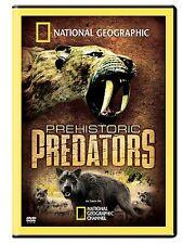 Prehistoric Predators (DVD, 2008) NEW
