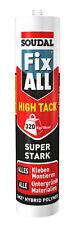 Soudal Fix All High Tack, Kleber,Universal, Hybrid Polymer, Kraftkleber