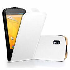 Cases for Google Nexus 4 E960/Mako Stylus Phone Flip Case
