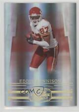 2007 Donruss Threads Century Proof Gold #20 Eddie Kennison Kansas City Chiefs