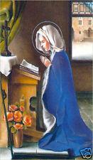 SANTINO HOLY CARD SANTA GELTRUDE