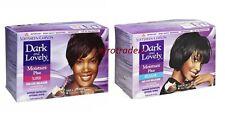 `Dark and Lovely No-Lye Hair Relaxer Kit (Super/ Regular)