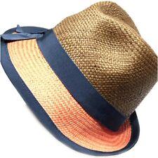 60644 cappello paglia INVERNI FIRENZE 1892  donna hat women