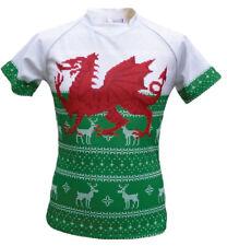 Olorun Wales Xmas Women's Christmas Rugby Shirt 08-20