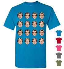 """Elizabeth Warren """"16 Heads"""" T-Shirt Tee, Men Women Kids Tank Long president 2020"""