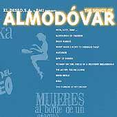 The Songs of Almodovar; Soundtrack 1997 CD, Spanish Film Score, Luz Casal, Parlo