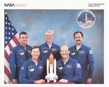 Photo Vintage Original de la Nasa  STS 26 ( 004 )