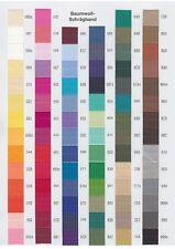 Schrägband Einfassband Borte Bordüre Baumwolle verschiedene Farben 2 m