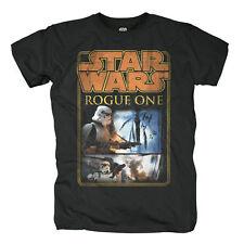Star Wars Rogue One Soldat DEFENSE Official Merchandise T-shirt M/L/XL-NEUF