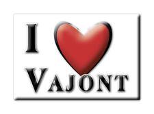 CALAMITA FRIULI VENEZIA GIULIA FRIDGE MAGNET MAGNETE SOUVENIR LOVE VAJONT (PN)