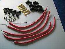 erstellen Sie Ihre eigenen Zündkerze Kabel Profi Set alle You Need Ford Capri 4