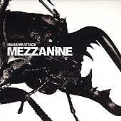 Mezzanine (LP-replica) Massive Attack MUSIC CD