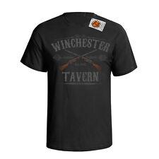 Winchester taverne T-shirt homme zombie inspiré par Shaun of the dead 56