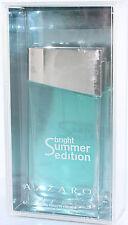 AZZARO BRIGHT SUMMER EDITION 3.4 OZ EDT SPRAY FOR MEN BY AZZARO NEW IN A BOX