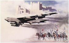 """Metaphor II:A Mighty Fortress"" Jody Sjogren B-52 Print"