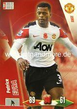 Adrenalyn XL Man. United - Patrice Evra - Away
