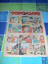 TOPOLINO GIORNALE n° 610-26 OTTOBRE 1946 -ORIGINALE/