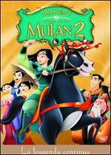 Mulan 2 (2004) DVD - EX NOLEGGIO