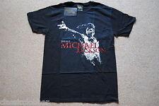 MICHAEL JACKSON THE SCREAM T SHIRT BNWT OFFICIAL KING OF POP THRILLER BAD RARE