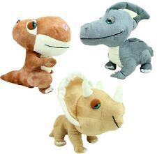 Plüsch Dinosaurier ca. 31-43 cm - 3 versch. - Plüschtier Kuscheltier Plüschdino