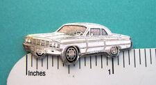 64  1964 Chevrolet  Impala hat pin , tie tac , lapel pin , hatpin GIFT BOXED