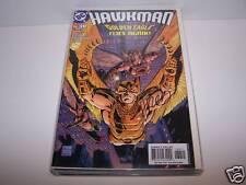 Signed Jim Palmiotti Hawkman #38 Hawkgirl Golden Eagle