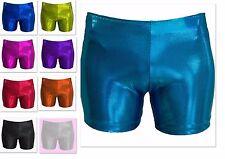 kurze Hose, Hologramm, Gymnastik, Turnen, Stretch 98-XL
