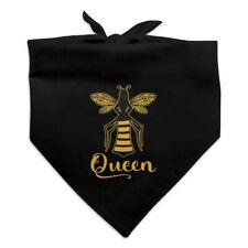 Queen Bee Dog Pet Bandana