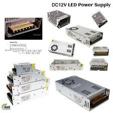 DC 12V  Switching Power Supply Transformer  LED Driver for Strip CCTV MR16 UK