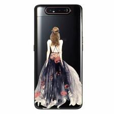 Coque pour SAMSUNG Galaxy A80 - Coque fantaisie gel avec imprimé de qualité