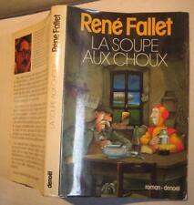 La soupe aux choux de René Fallet