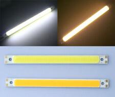 2x 800LM 5W COB LED Panel Lampe Strahler Leuchte Weiß 120x10mm 12V Deutsche Post