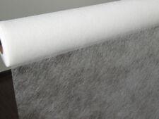(7,90 €/m)  50 cm Bügelvlies 90 cm Breit Beidseitig haftend Saumfix