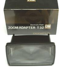 OLYMPUS OM-System  Tele-Zoom-Vorsatz T32