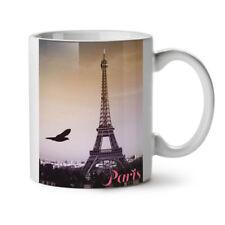 Parigi Amore foto Fashion Nuova Tazza da Caffè Tè Bianco 11 OZ (ca. 311.84 g) | wellcoda