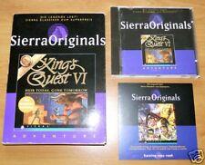 King's Quest 6 - SIERRA  Originals 1992 / 96