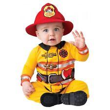 Fireman Costume Baby Firefighter Halloween Fancy Dress