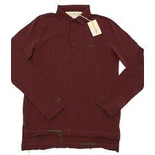 9886F polo PROJECT COTONE MANICA LUNGA maglia uomo t-shirt men