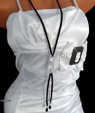 Edles Satin Abendkleid Etuikleid Hochzeits Kleid mit Schleife Cremeweiß S M L