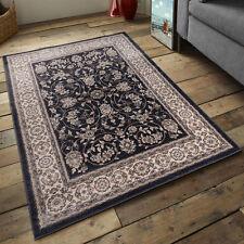 Teppich Osten Orientteppich Perser Vintage Teppiche Anthrazit Schwarz