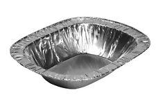 Foil Pie Rectangle Aluminium Dish, Meat Steak,Disposable CH120E Multi Listing