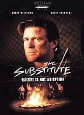 Substitute 4: Failure Is Not an Option (Widescreen), DVD