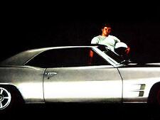 1969 PONTIAC FIREBIRD 400 ORIGINAL AD-Trans-Am/V8 engine/intake manifold/350/455