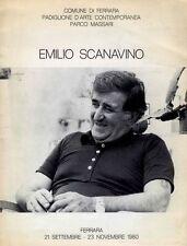 SCANAVINO Emilio - Emilio Scanavino