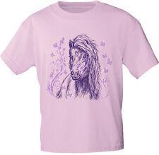 06954) Kinder T-Shirt 116 128 140 152 NEU Collection Boetzel Schmetterling-Pony