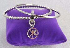 Bracelet à breloques Mesdames Ensemble sterlina MILANO CADEAU RIGIDE Ange Fée