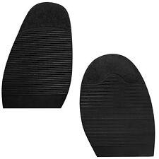 Rubber Sole Heel Shoe Repair Stick on Soles Anti Slip Mens,Ladies